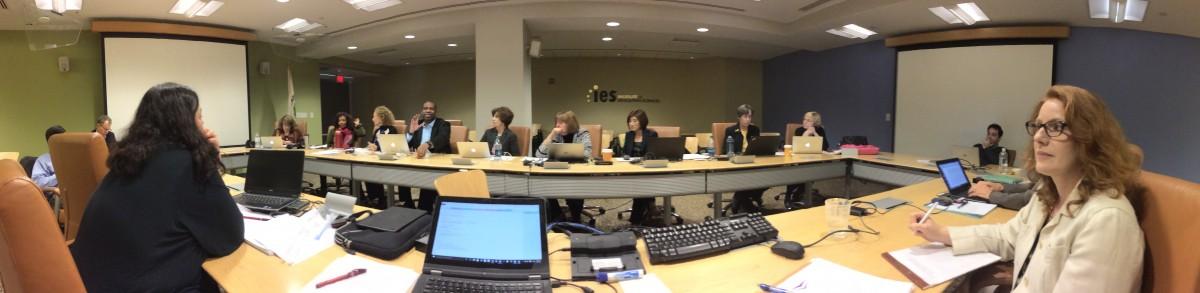 NCRGE meeting at IES in Washington DC