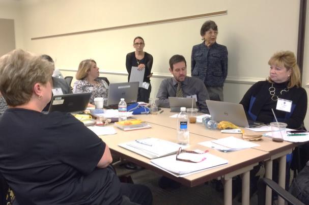 Javits grant meeting in Washington DC